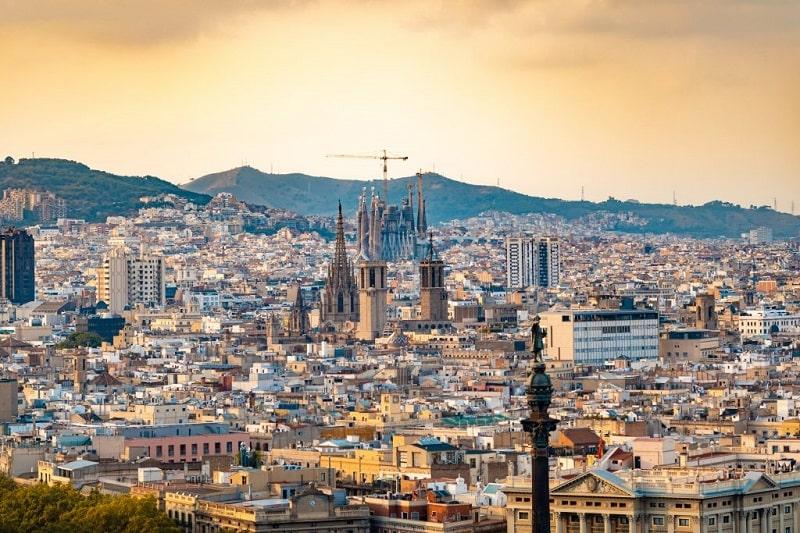 Barcelona - anuncios del mundo